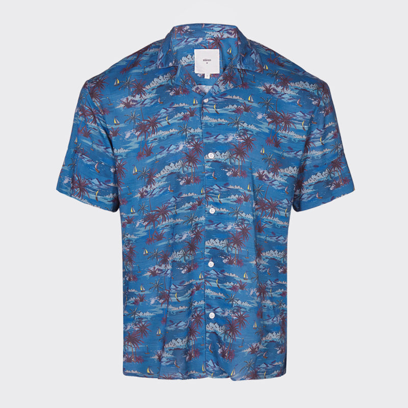 EMANUEL SHIRT BLUE