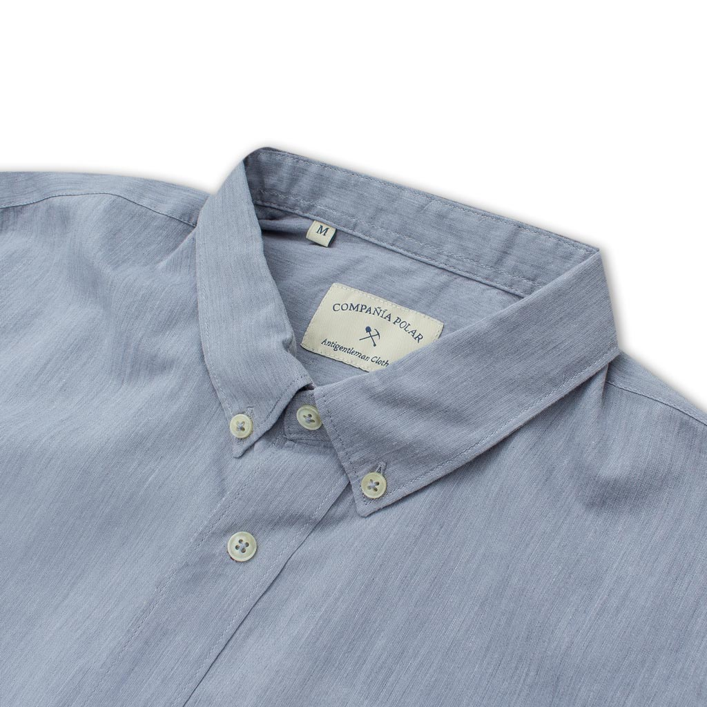 TERRY SHIRT LIGHT GREY