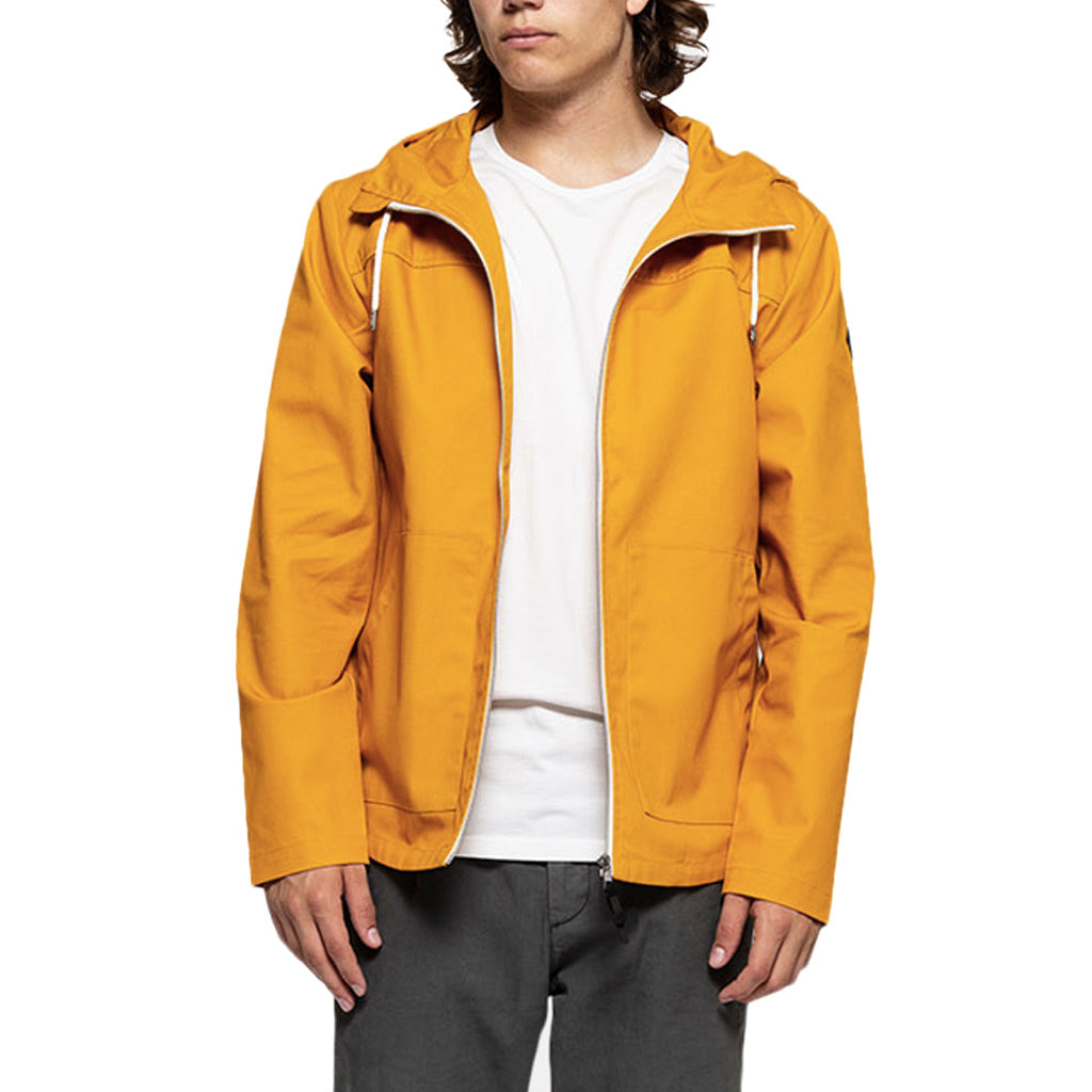 SPRING JACKET YELLOW