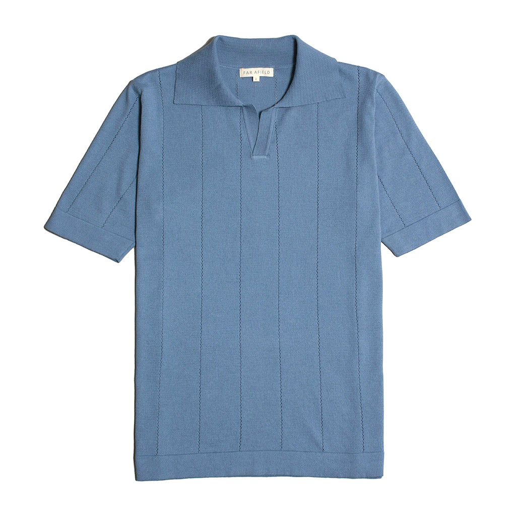 CLIFFORD POLO BLUE