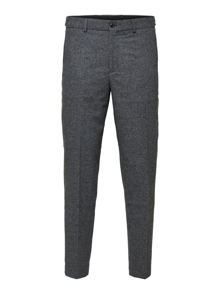 SLIM TAPERED PANT GREY