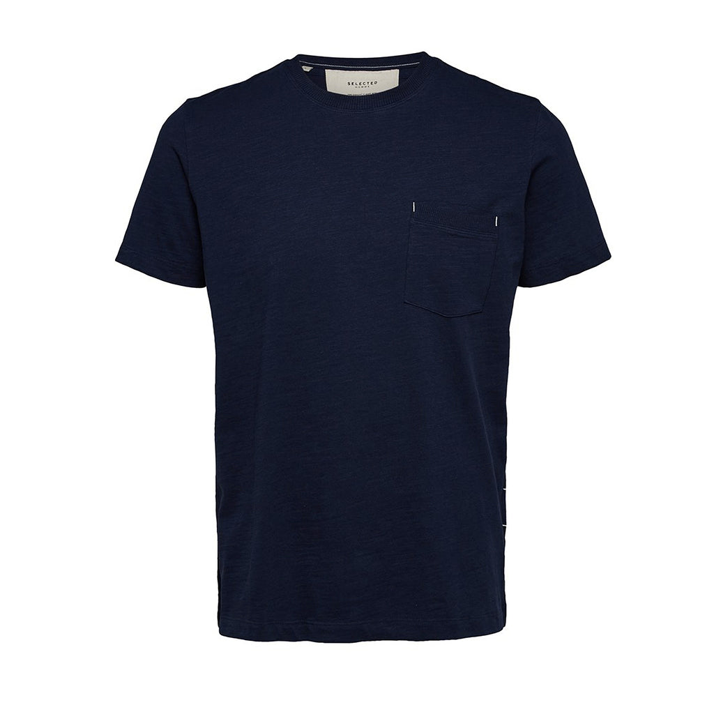 POCKET T SHIRT NAVY