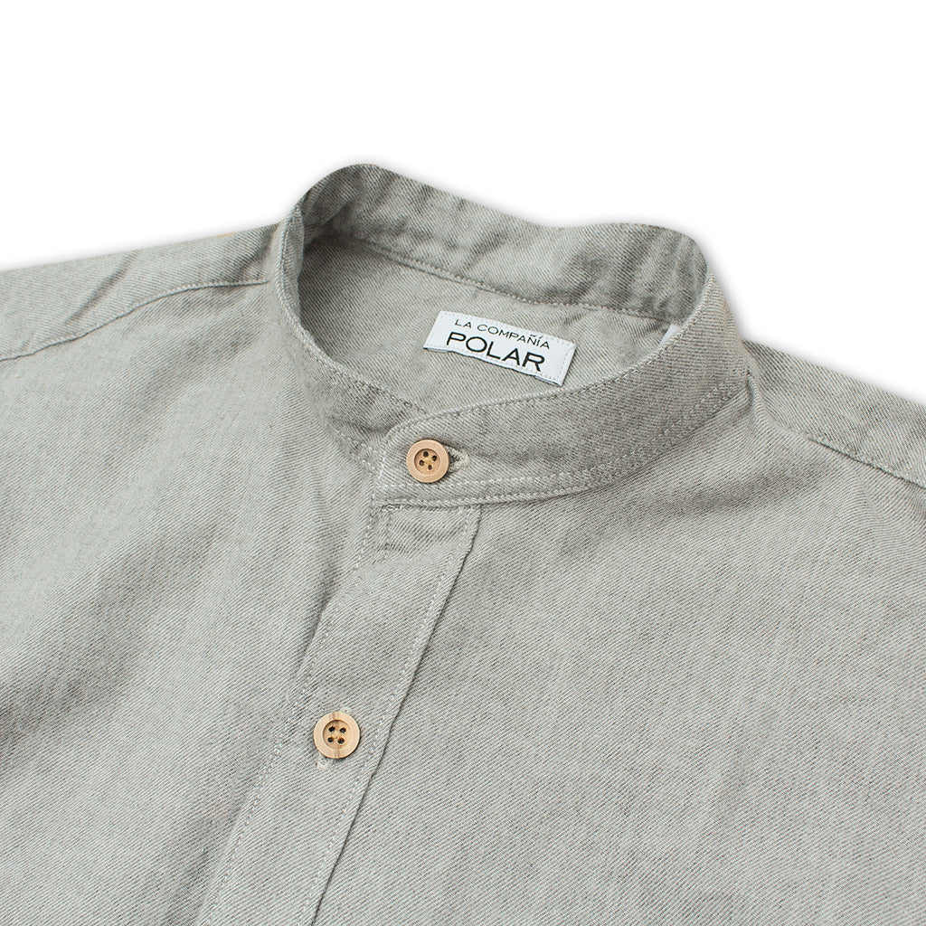 ROAD MAO SHIRT GREY