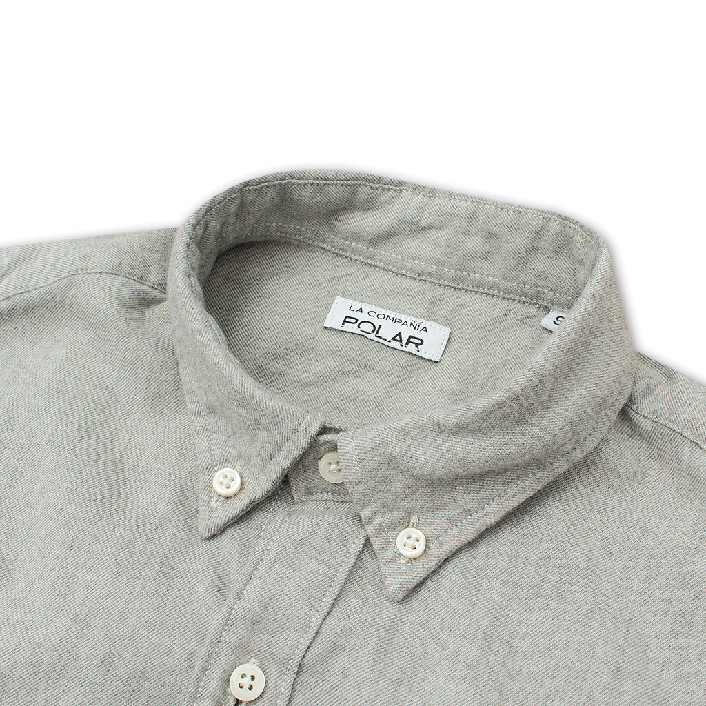 ROAD SHIRT GREY