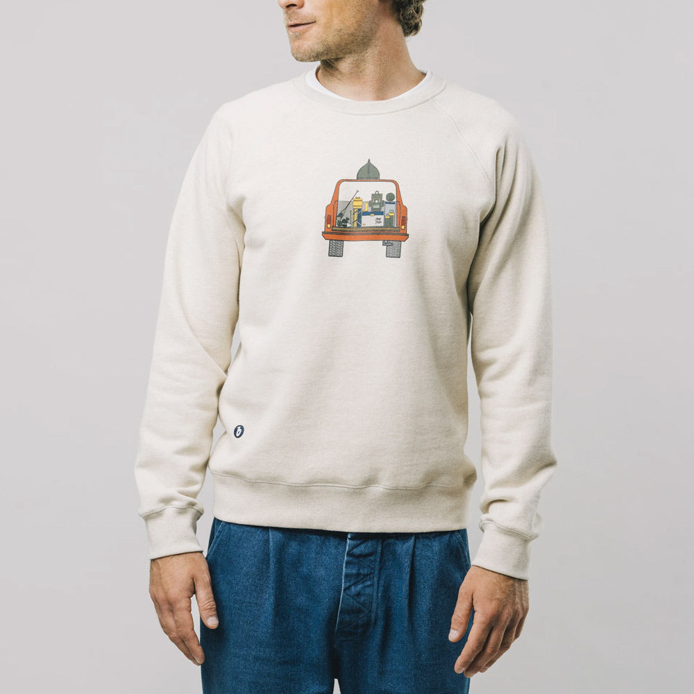 4 WHEELS SWEATSHIRT