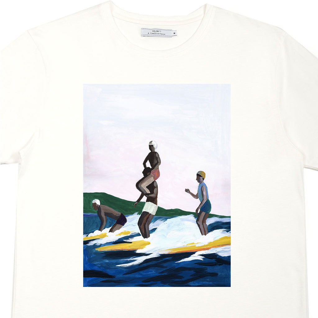 SURF IS LIFE T SHIRT