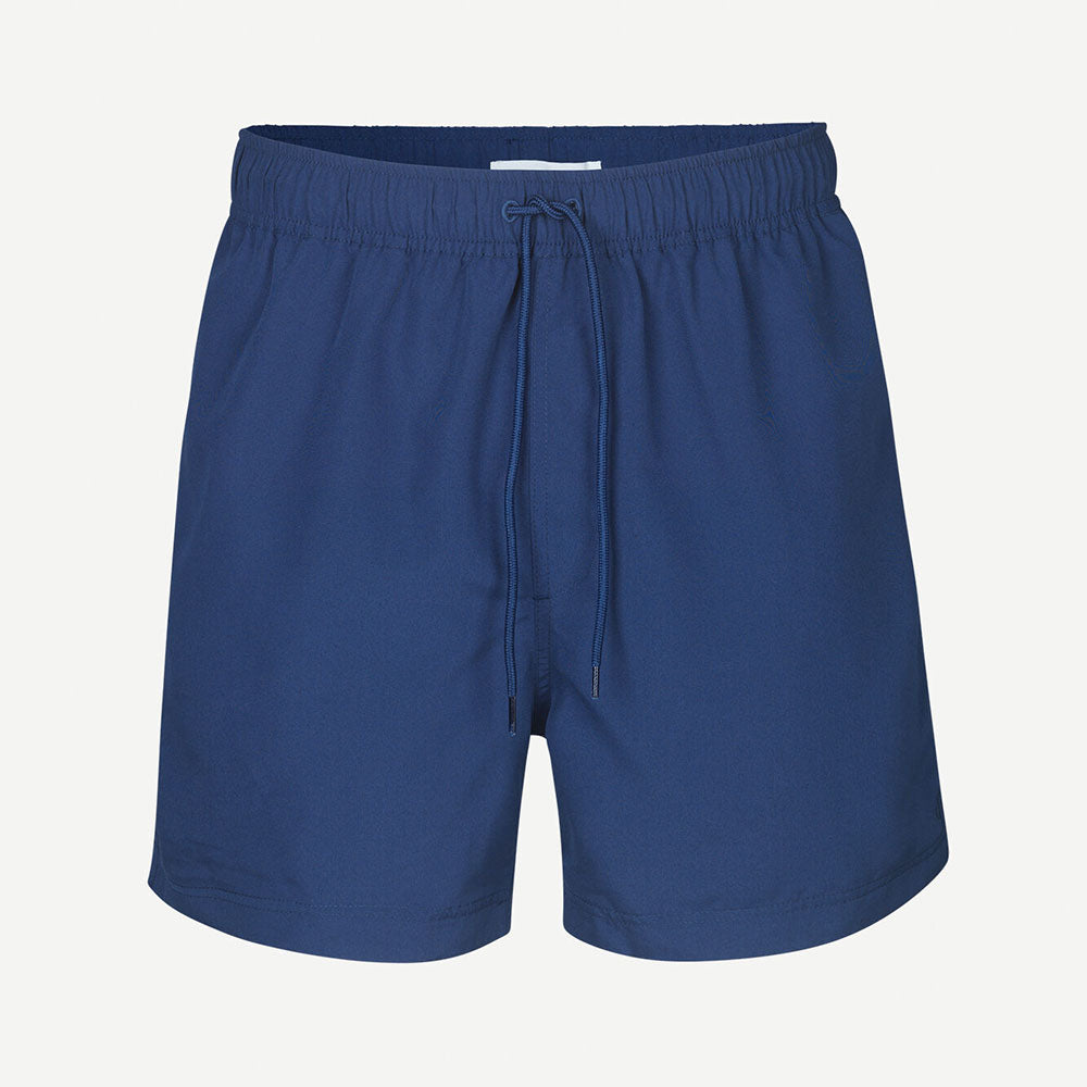 MASON SWIM SHORT BLUE