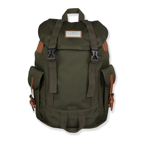 WOODLAND BACKPACK GREEN