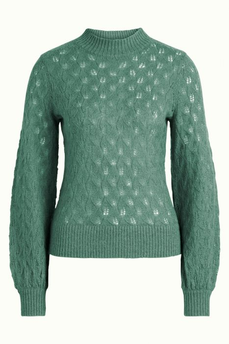 JEANNIE SWEATER GREEN