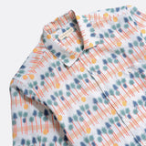 SELLECK SHIRT PALMSTRIPE