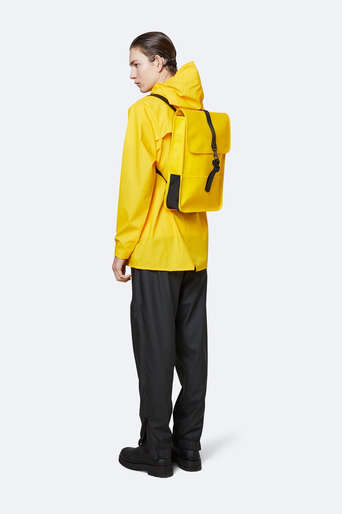 RAIN BACKPACK MINI YELLOW