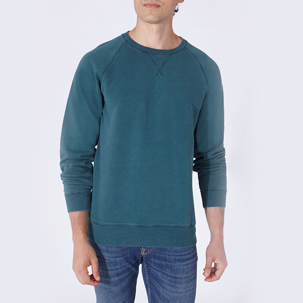 LIGHT SWEATSHIRT GREEN