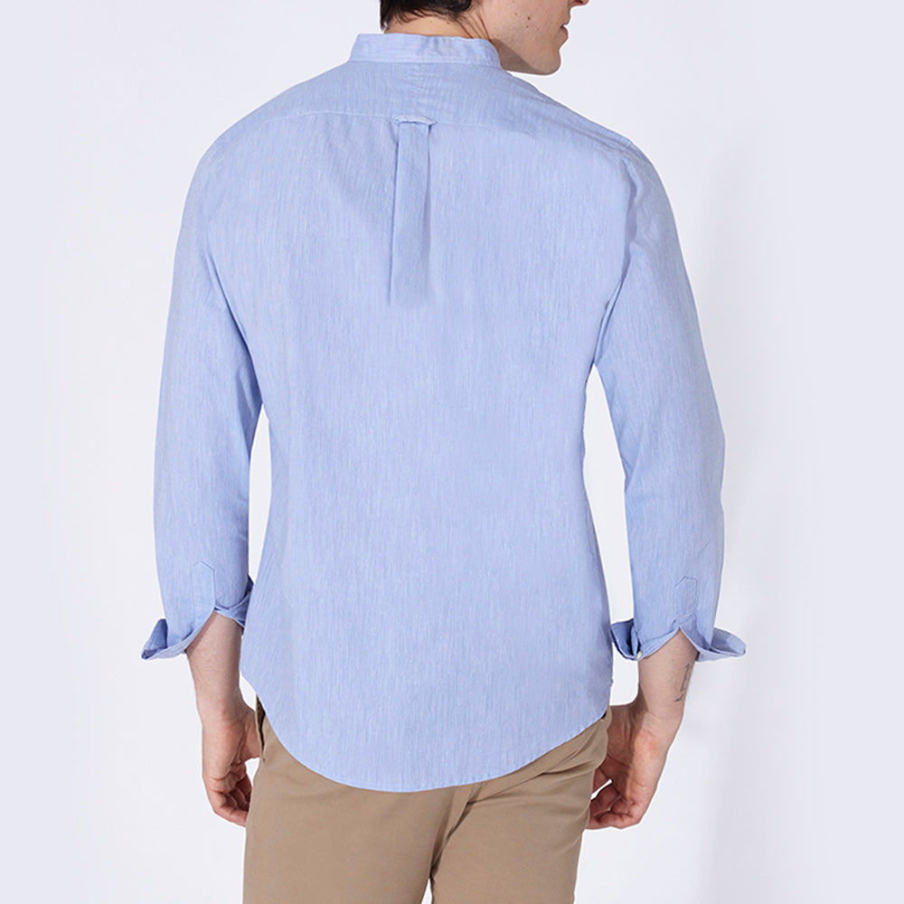 TERRY MAO SHIRT LIGHT BLUE