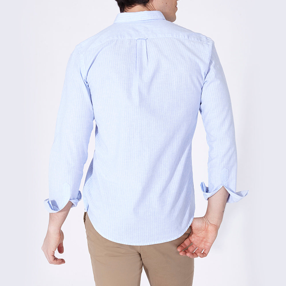 TERRY SHIRT LIGHT STRIPE