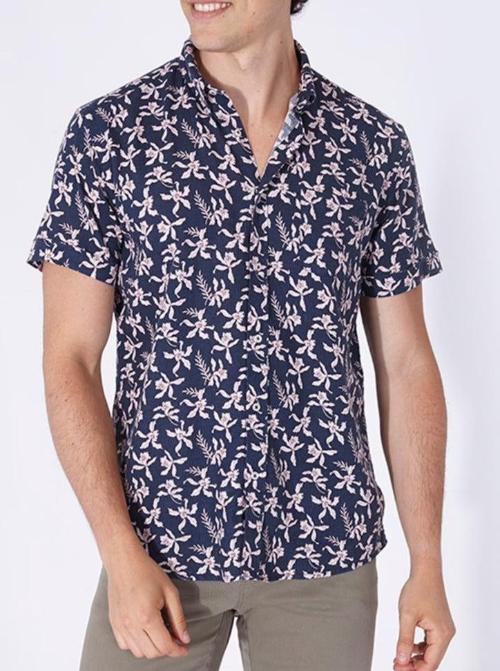 HANK SHIRT SMALL FLOWER