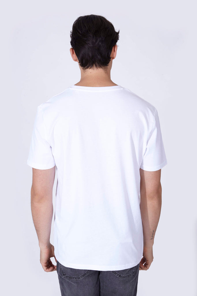 SUPPORT T-SHIRT WHITE