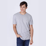 PLANE T-SHIRT HEATHER GREY