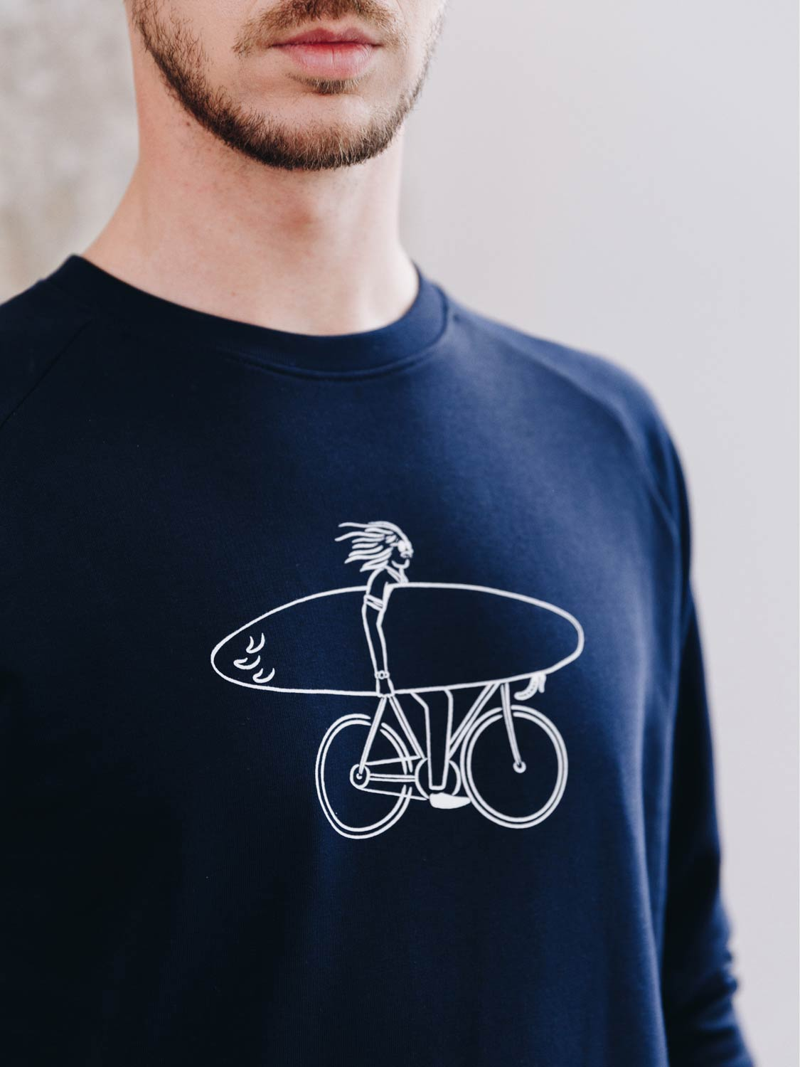SURFER SWEATER NAVY