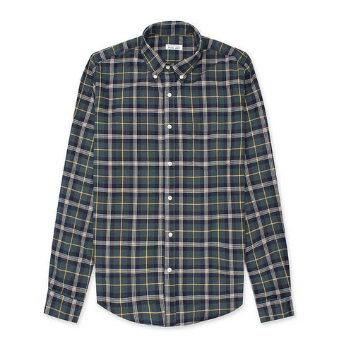Camisa Terry Lumber Check 1