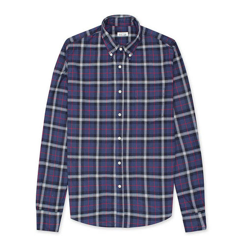 Camisa Terry Lumber Check 2