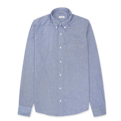 Camisa Terry Blue Flannel