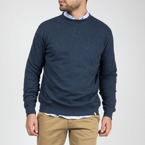 Basic Sweatshirt Indigo