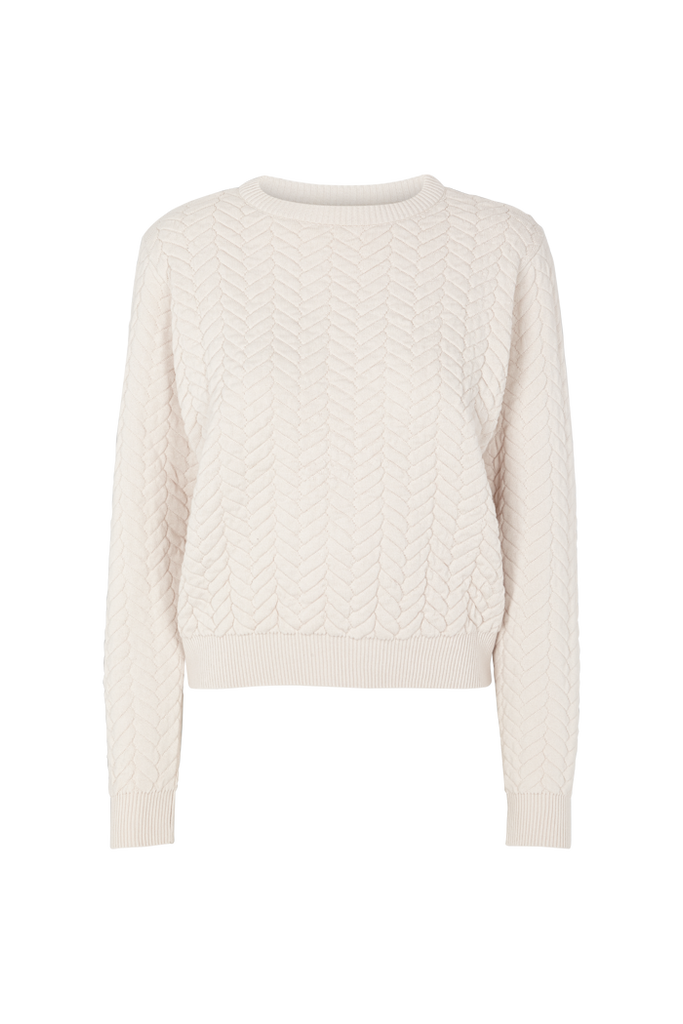 TILDE SWEATER ECRU
