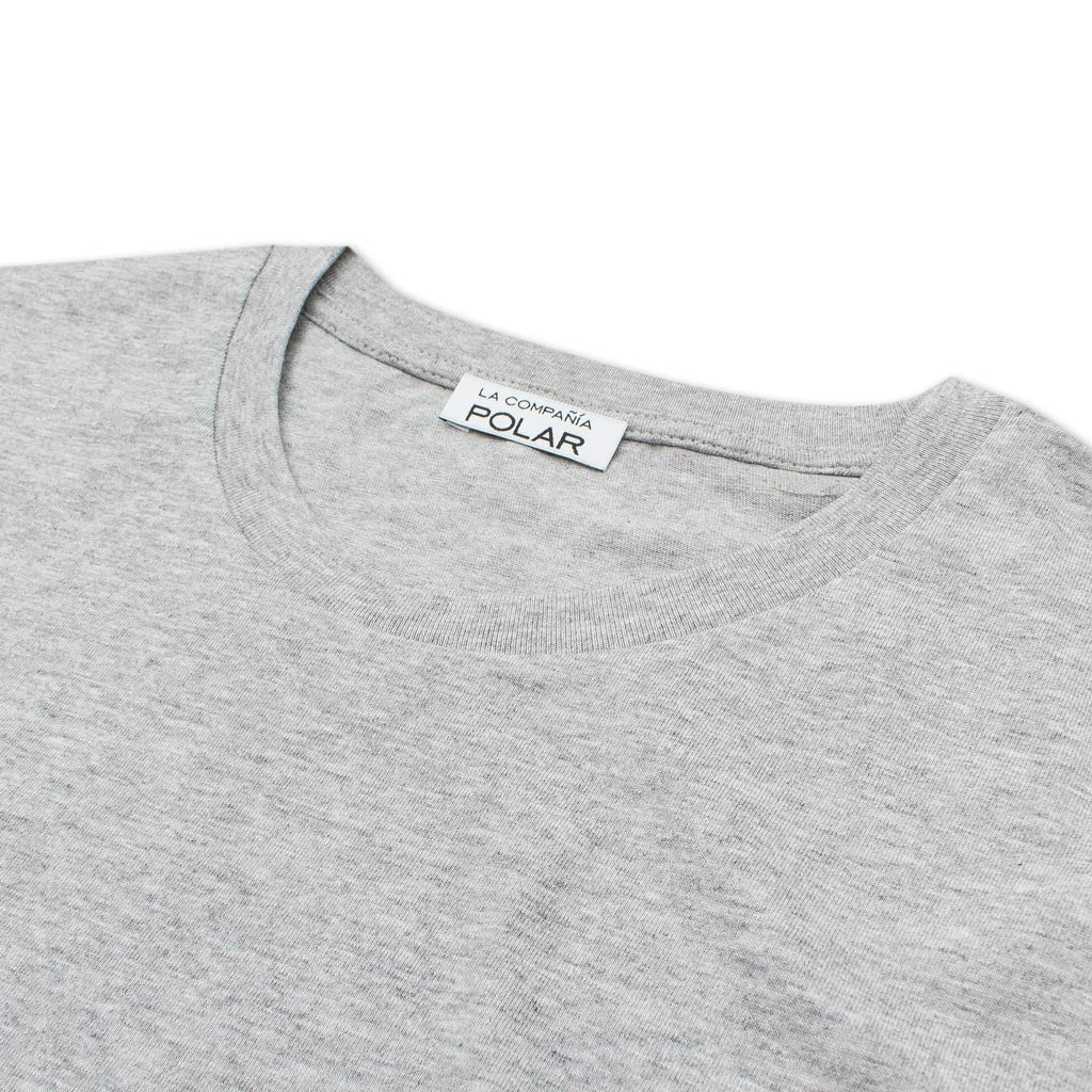 BEAT T-SHIRT GREY