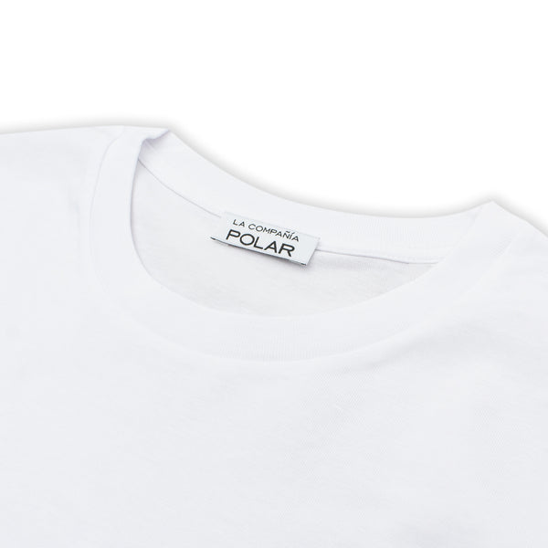 BEAT T-SHIRT WHITE