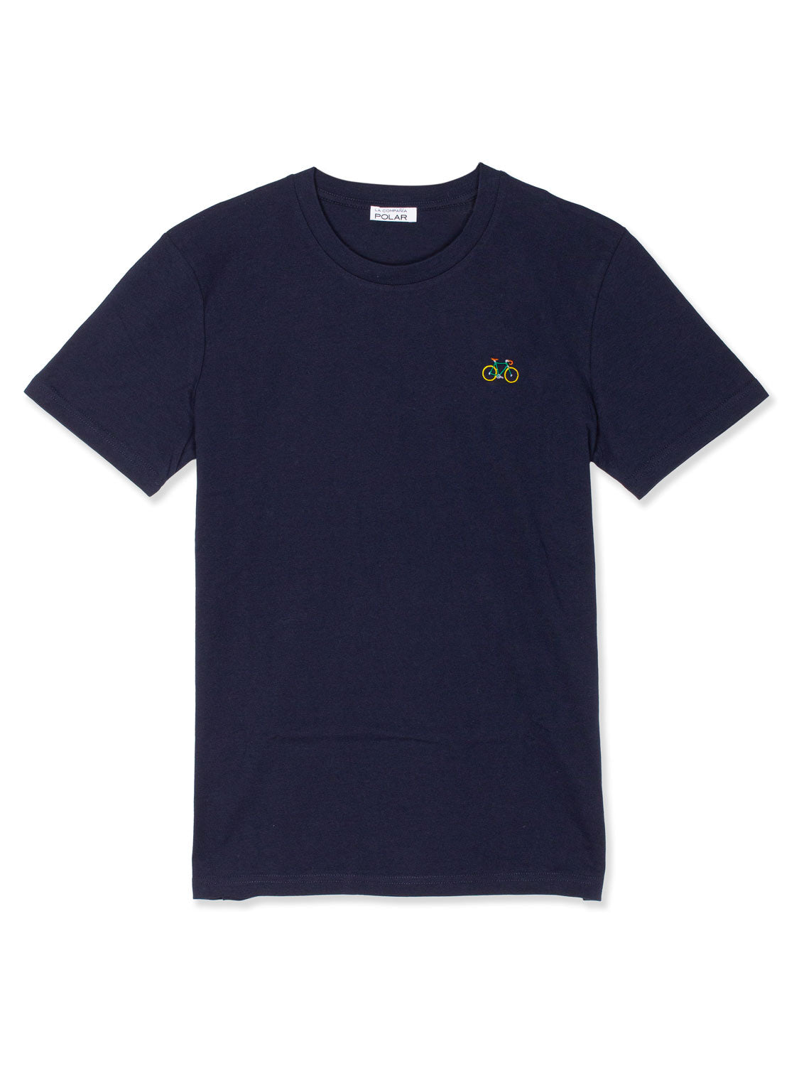 BIKE T-SHIRT NAVY