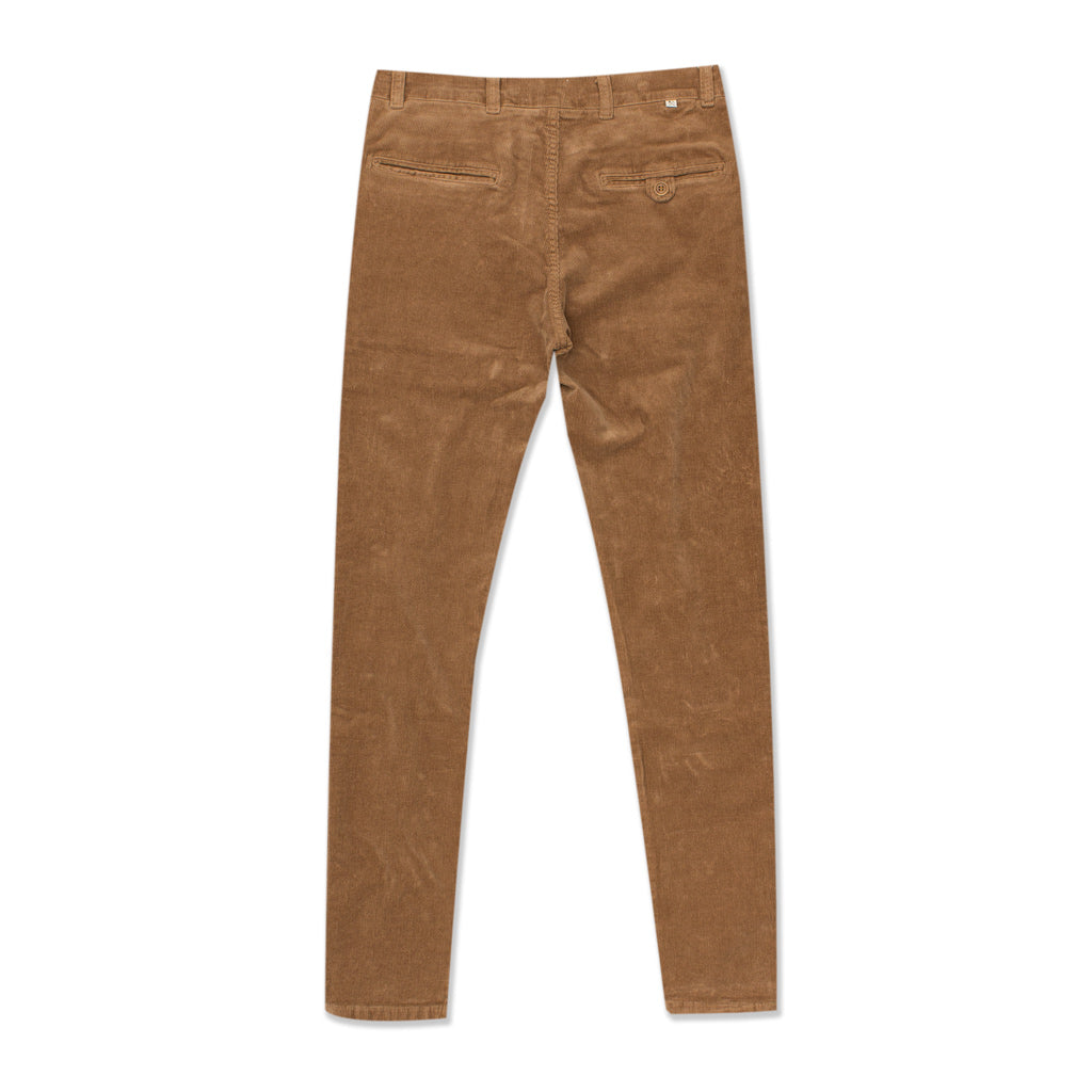 FOLK PANT BROWN
