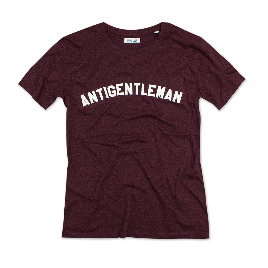 Antigentleman T-Shirt Red