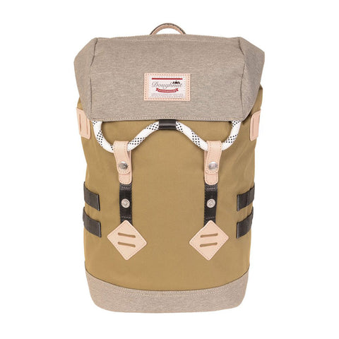 Colorado Backpack Khaki & Beige