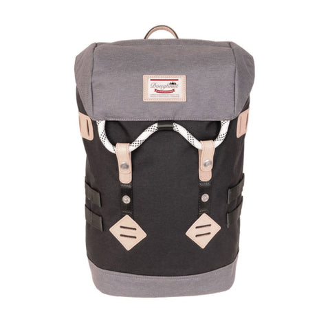 Colorado Backpack Light Grey & Black