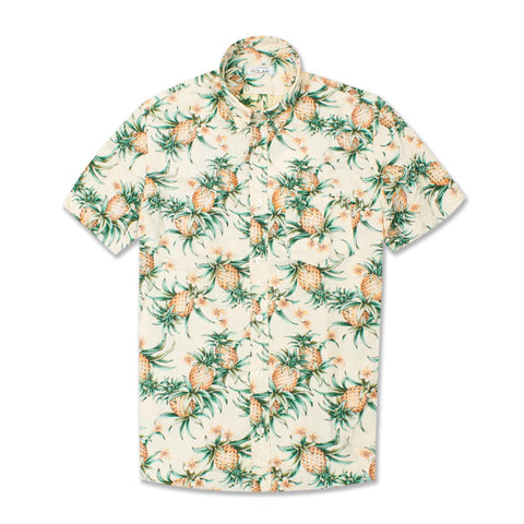Camisa Hank Pineapples
