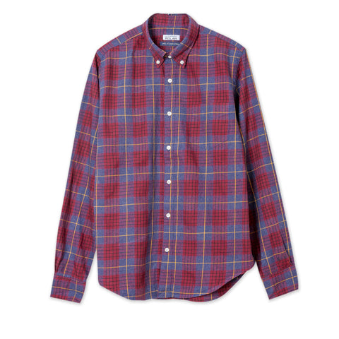 Camisa Terry Flannel Check