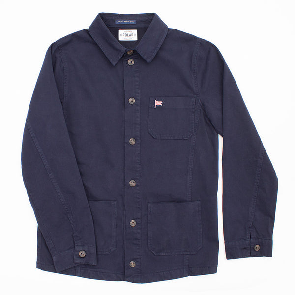 Labour Jacket Navy