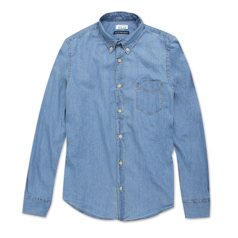 Camisa Road Denim