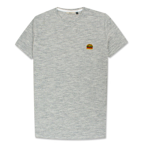 Grey Burger T-shirt