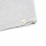 Basic T-Shirt heather Grey