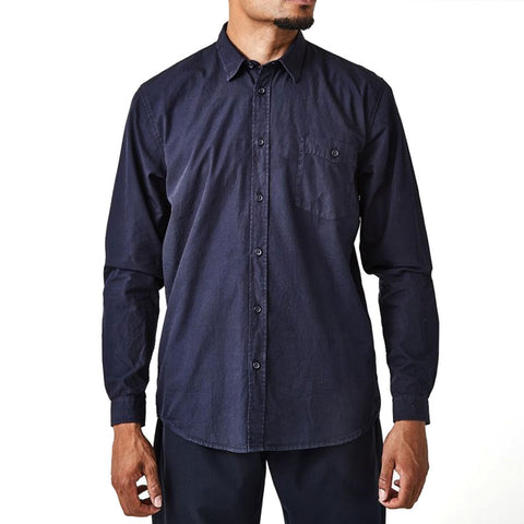 JEFFREY BLUE SHIRT