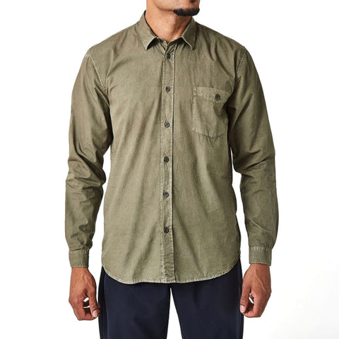 JEFFREY GREEN SHIRT