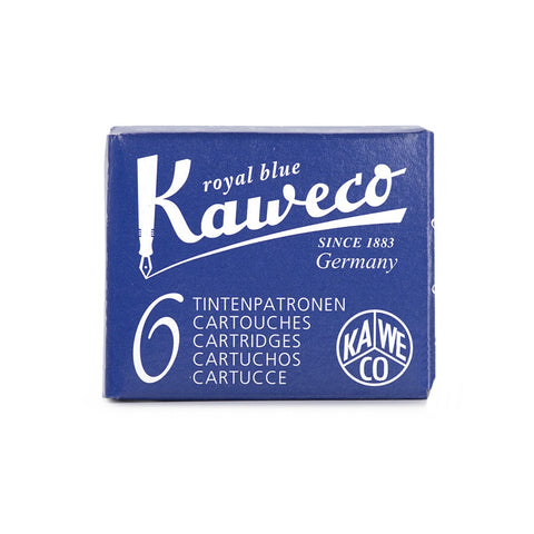 Cartuchos de Tinta Kaweco Royal Blue