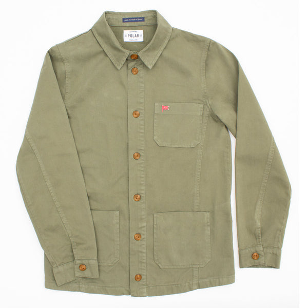 Labour Jacket Light Green