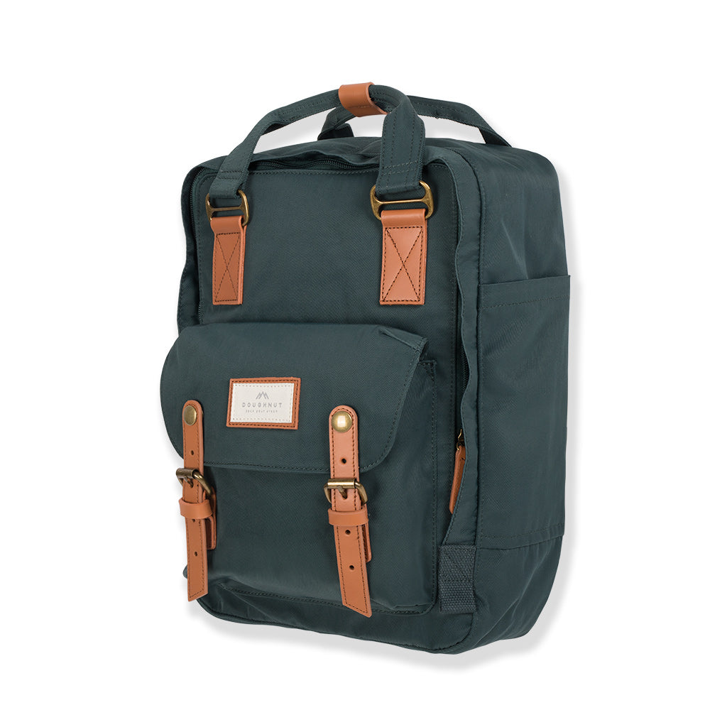 MACAROON BACKPACK SLATE GREEN