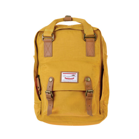 Macaroon Backpack Mustard