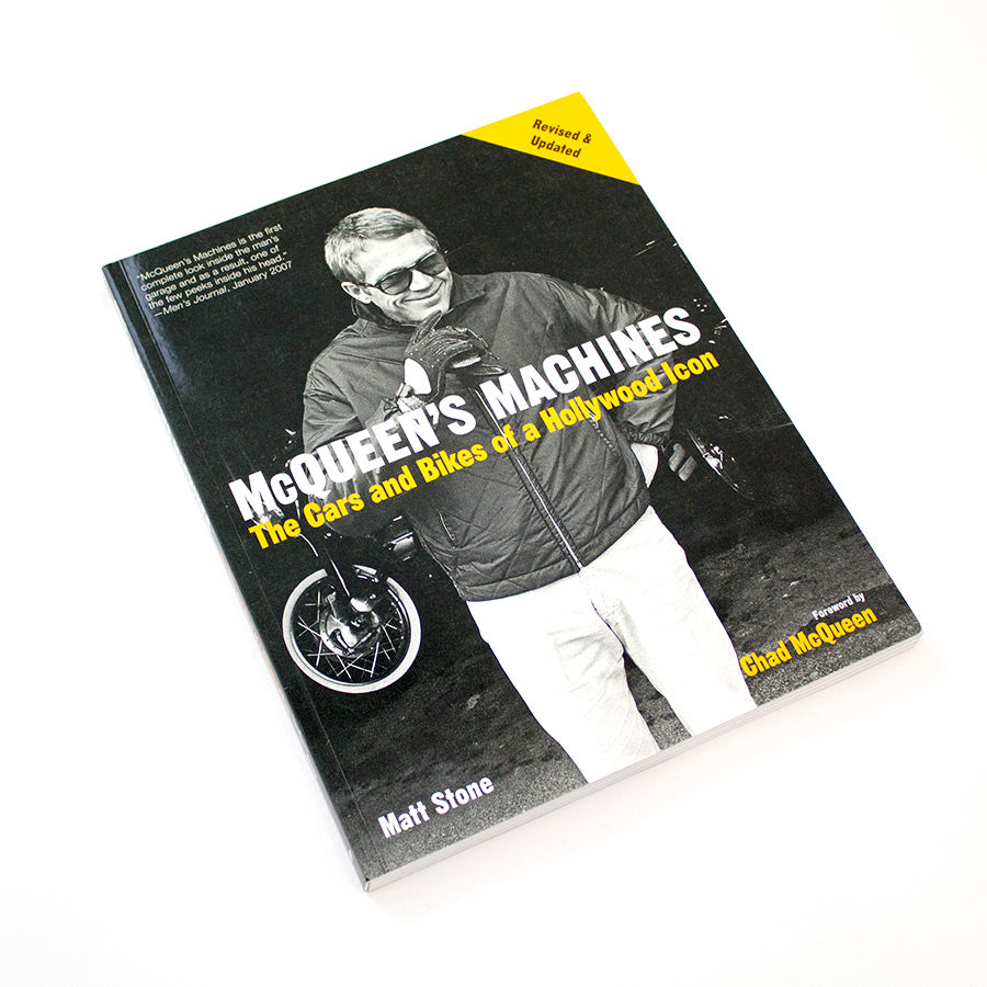 McQueen´s Machines Book