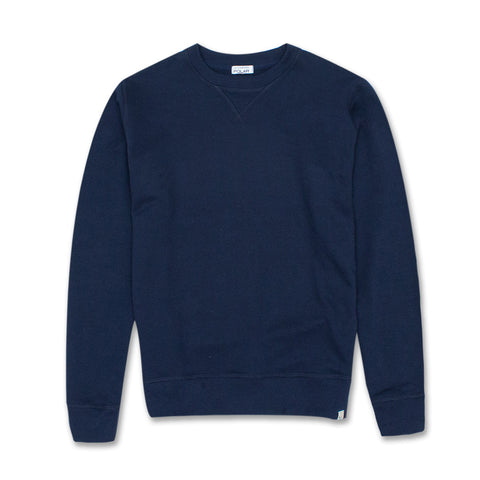 Basic Sweatshirt Navy