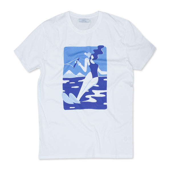 Camiseta Waterski