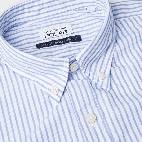 Camisa City Stripes